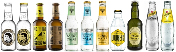 Tonic Water Probierpaket