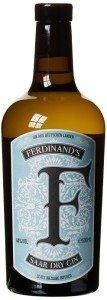 Gin beim Kochen: Ferdinands Saar Dry Gin