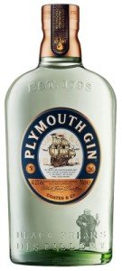 Geographisch geschützte Gin Sorten: Playmouth Gin
